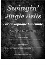 Swingin' Jingle Bells - for Saxophone Ensemble